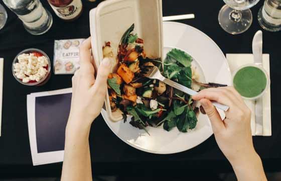 veggie salaat