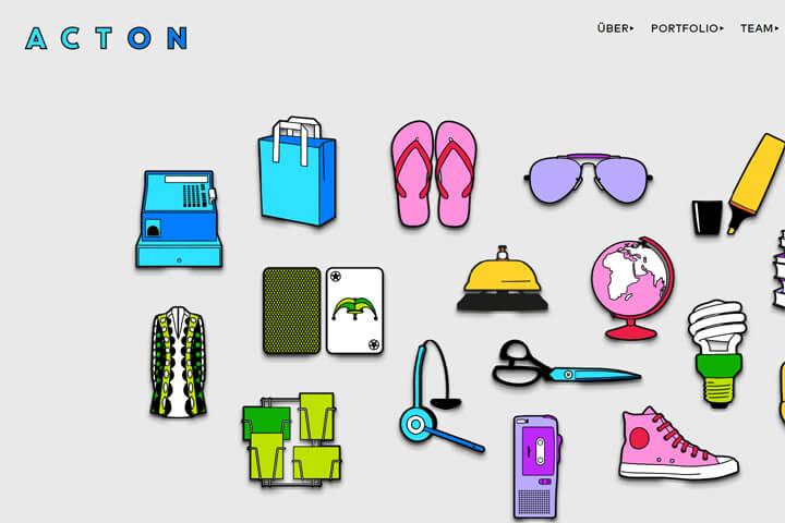 Die vermutlich stylischste VC-Website, die es gibt
