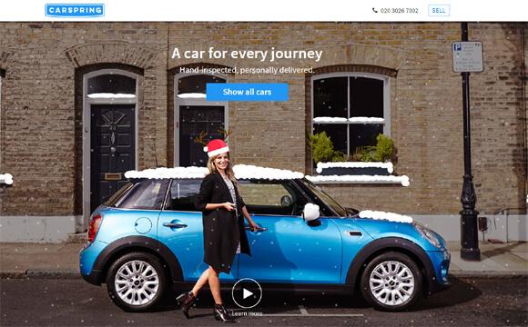 ds-carspring-website