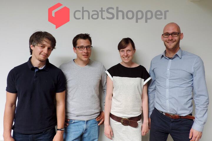 chatShopper startet durch – creditshelf und Packator auch