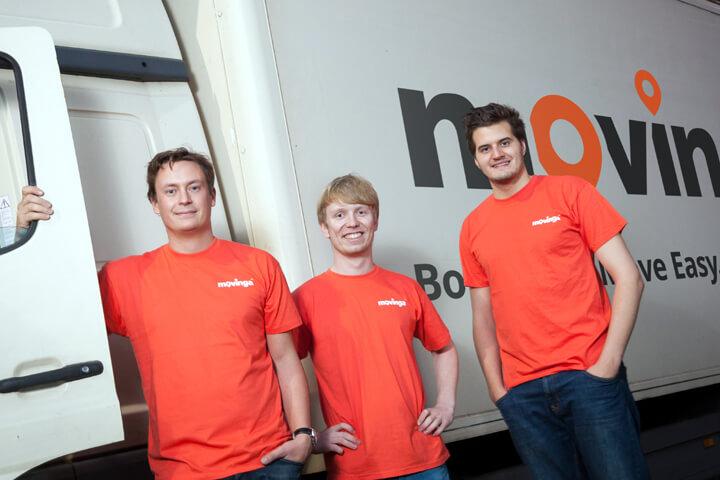Movinga holt sich von Index 25 Millionen US-Dollar