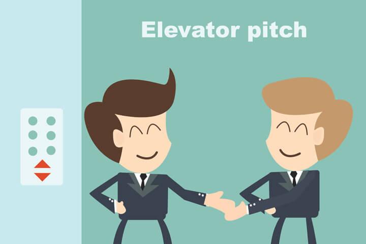 Ein guter Pitch ist easy: Einfach erzählen, wie toll man ist!