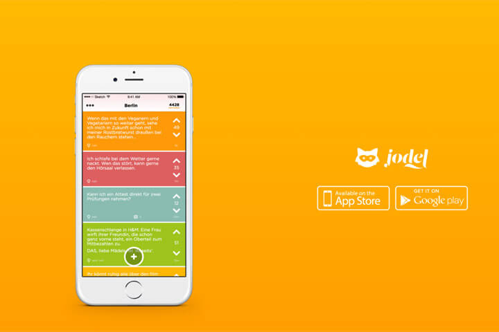 Redalpine investiert in gehypte Messenger-App Jodel