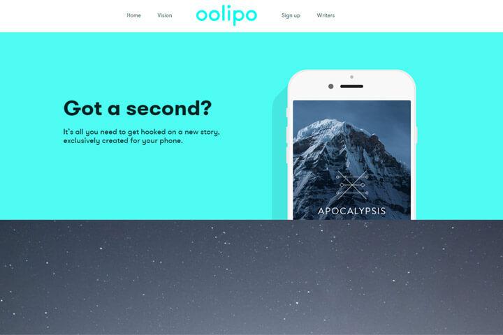 oolipo – Millennials lesen künftig per Flatrate