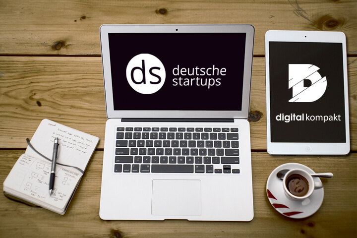 ds und digital kompakt starten Partnerschaft