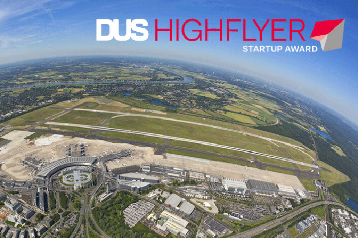 Düsseldorfer Airport sucht die innovativsten Startups