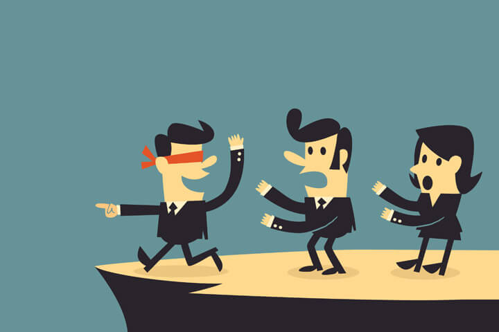 6 verhängnisvolle Fehler, die Start-ups vermeiden sollten