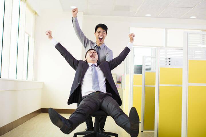 Die 10 mitarbeiterfreundlichsten Start-ups