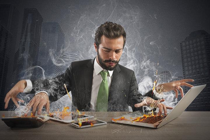 10 Rollen, in die jeder Gründer täglich schlüpfen muss