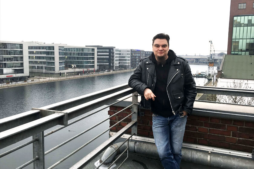 Inside OM Fire! – SEO-Profi Thorsten Loth - Hafen Duisburg