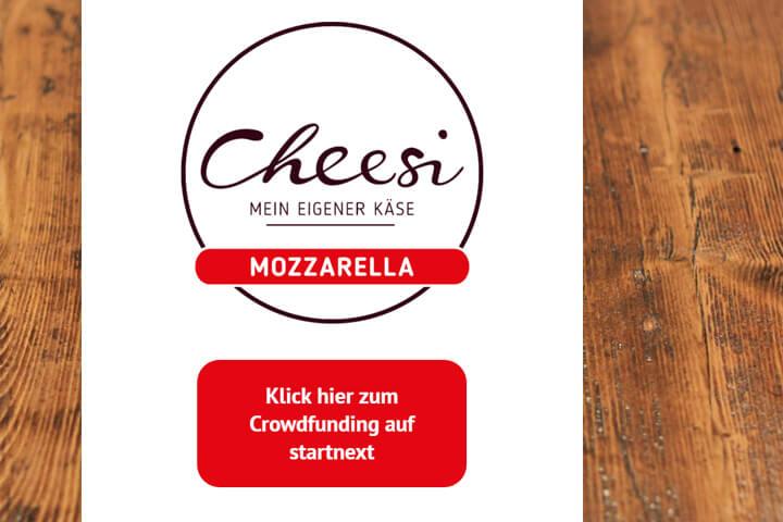 Cheesi – Jetzt kann jeder Käse zu Hause herstellen