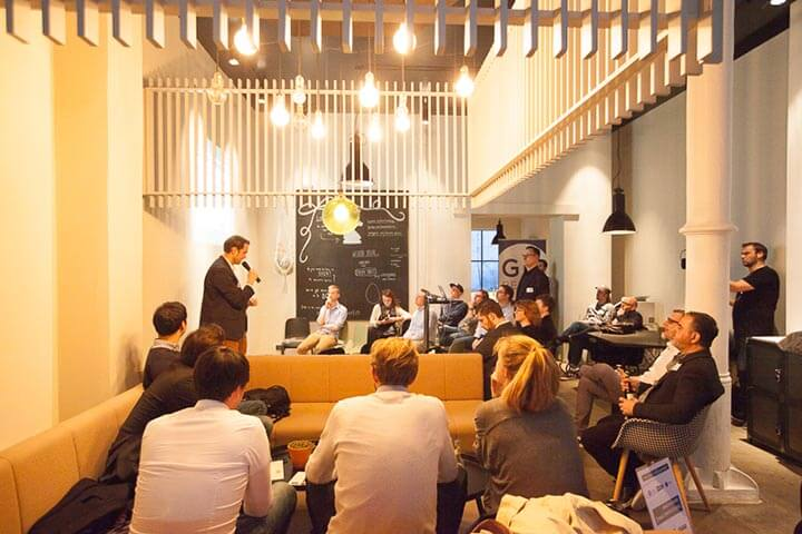 Deutschlands Innovationsmanager networken in Berlin