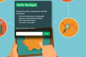 Hello Budget hilft Familien beim haushalten