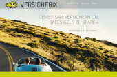 Mit Versicherix startet bald ein neuer P2P-Versicherer