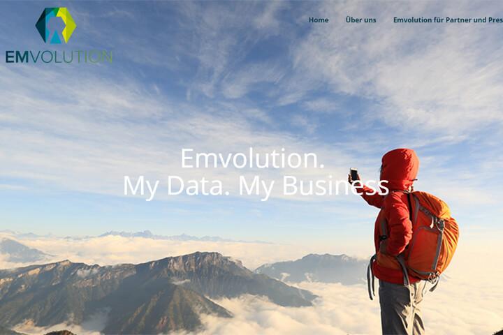 Emvolution kümmert sich um Deine Daten