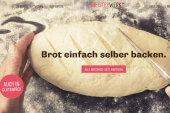 Meisterwerk verschickt DIY-Backmischungen in Buchformat