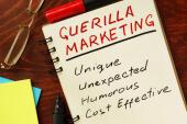 Guerilla Marketing – So gelingt der Einstieg garantiert