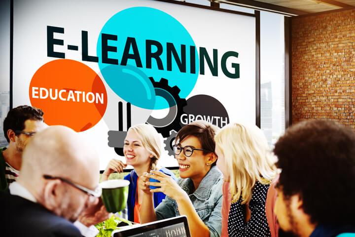 E-Learning taucht in der gesamten Studie nicht auf