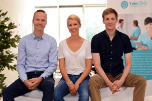 TeleClinic – und der Arzt kommt per Video zu Besuch
