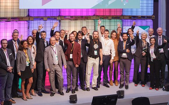 20151110 - BNP Paribas / Hackathon
