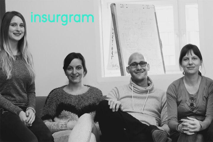 Insugram – ein digitaler Herr Kaiser für Millennials