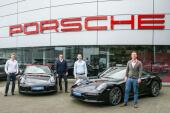 Porsche Digital: 5 Dinge, die jeder wissen sollte