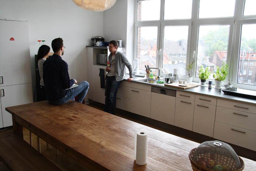 Inside Grandcentrix – Timo Joosten – iOS Developer - Die Küche von Grandcentrix