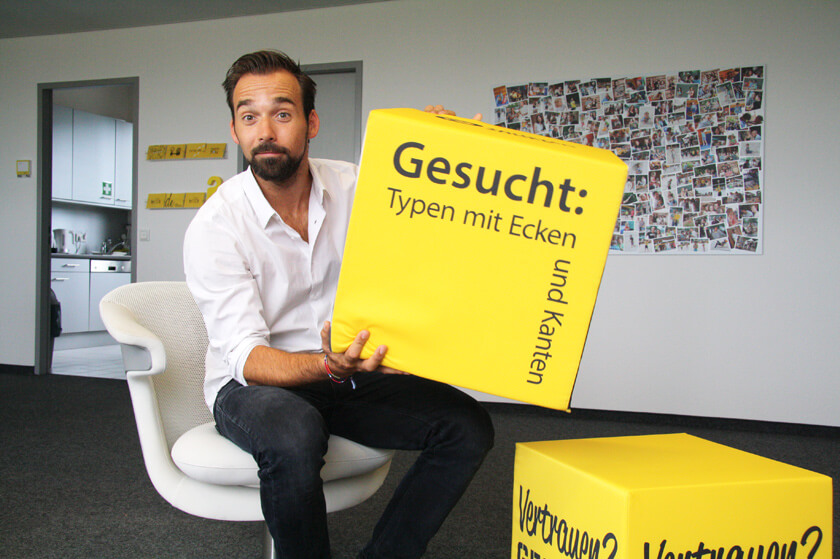 Inside Trusted Shops – Hendrik Lennarz – Executive Director Product & Technology - Mitarbeiter gesucht