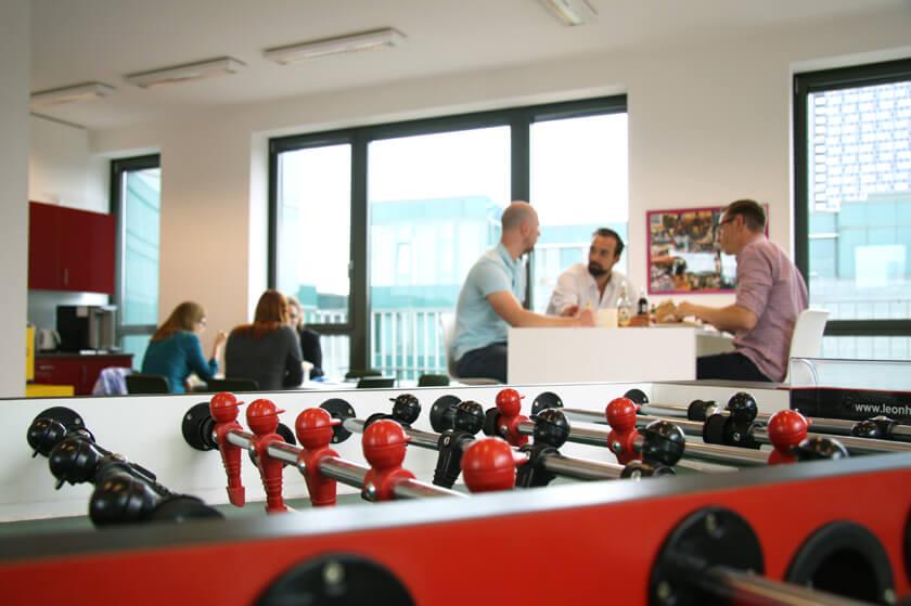 Inside Trusted Shops – Hendrik Lennarz – Executive Director Product & Technology - Kicker in der Küche