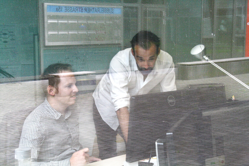 Inside Trusted Shops – Hendrik Lennarz – Executive Director Product & Technology - hinter Glaswand