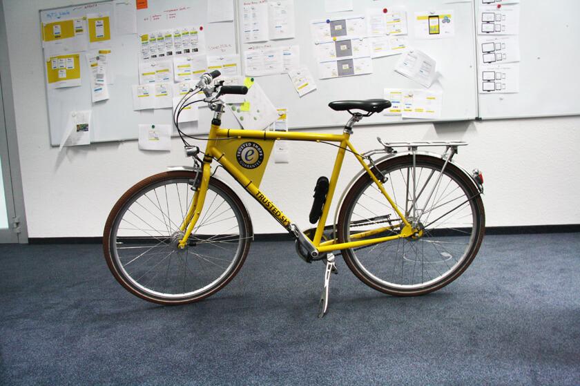 Inside Trusted Shops – Hendrik Lennarz – Executive Director Product & Technology - Company Bike