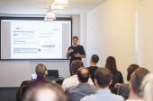 Beim Innovatoren-Treffen: Move fast and break things!