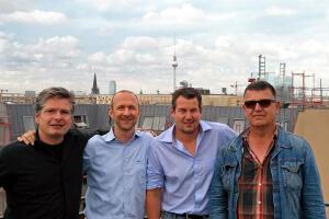 Stegimondo steigt Deutschland auf das Dach