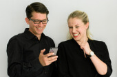 everphone holt sich zum Start hohen sechsstelligen Betrag