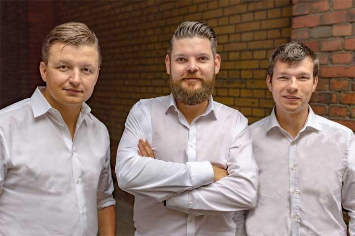 Drei Berliner kämpfen gegen Cyberkriminalität