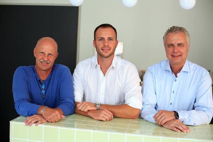 Enkel des adidas-Gründers fördern sportliche Startups