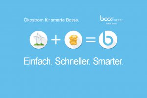 Der boss.energy StartUp-Energietarif