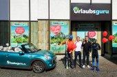 Urlaubsguru geht offline – Erster Store in Unna