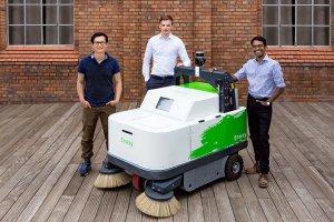Robo-Fahrzeugdienst sammelt Millionensumme ein