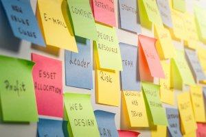 Testen, schrauben, basteln – Design Thinking!