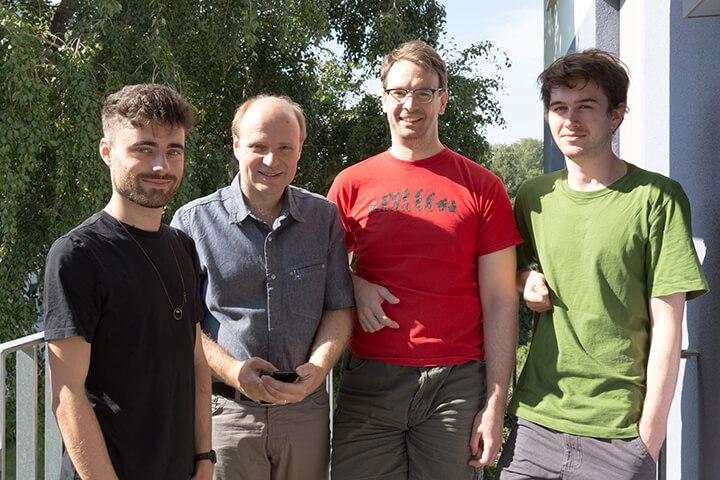 Berliner talque-Gründer legen sich mit Slack und Co. an