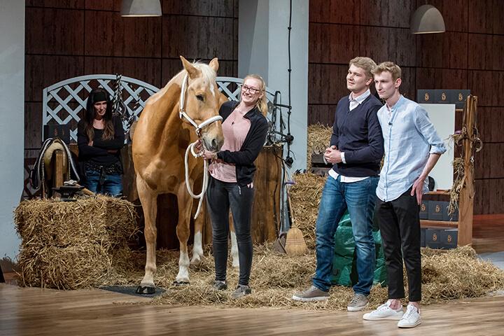 Goodsmith, Sywos, parce und Co. wollen Löwen-Geld