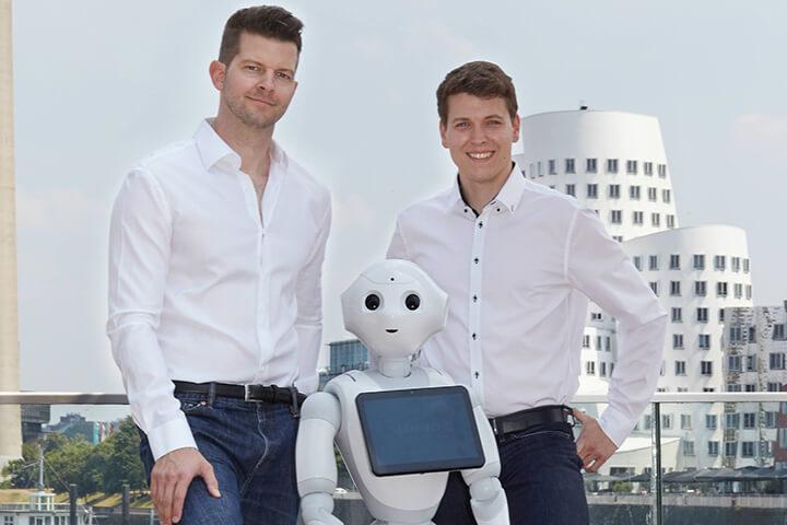 Düsseldorfer KI-Startup bekommt Millionen