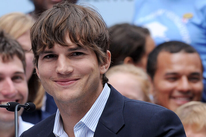 Ashton Kutcher investiert in InsurTech-Startup Wefox