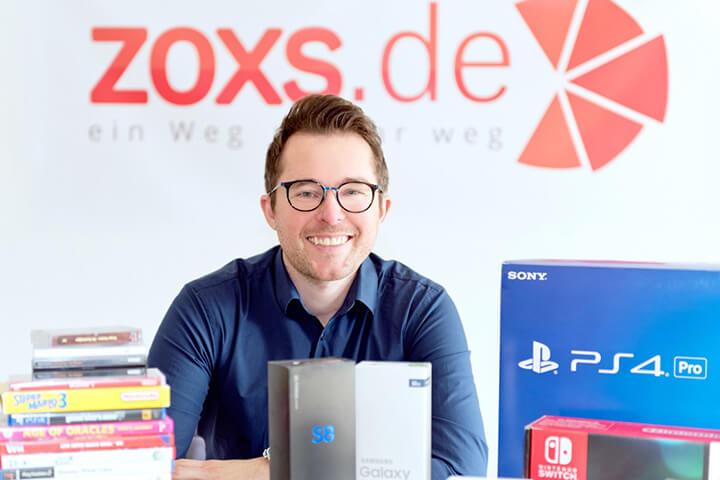 Re-Commerce-Hit aus Wesel: Über 20 Millionen Umsatz