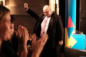 Was der neue Wirtschaftsminister der Szene zu sagen hat