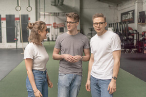 Frisch aus Köln: Ein Proteinpulver aus Insekten