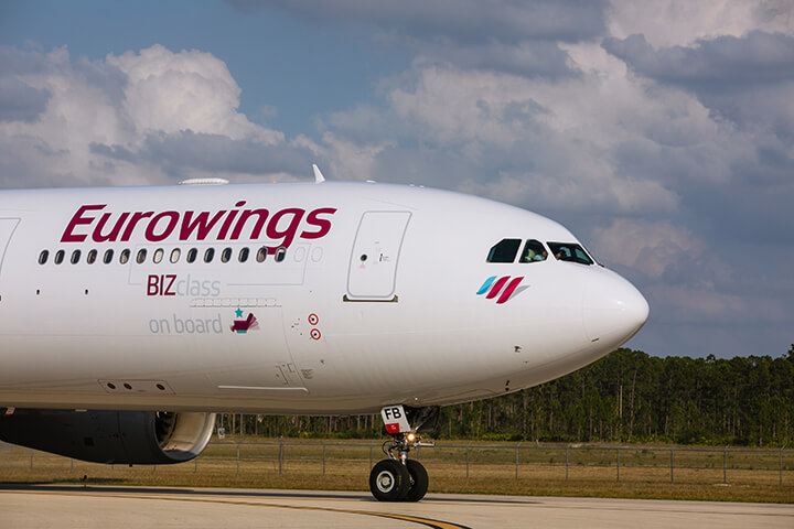 Millioneninvestment: Eurowings gründet Digital-Tochter
